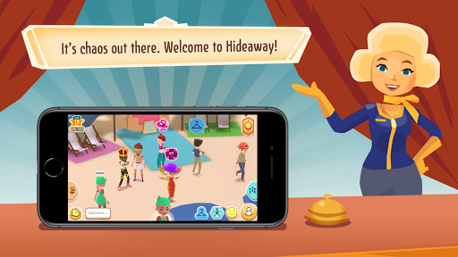 Hotel Hideaway - Virtual Reality Life Simulator 3.22.1 screenshots 1