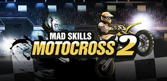 Mad Skills Motocross 2 poster