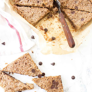 Paleo Chocolate Chip Cookie Brittle