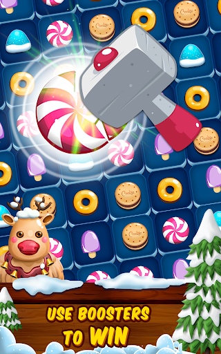 Christmas Candy World - Christmas Games apkmr screenshots 22