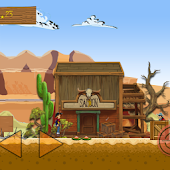 ★ Lucky Luk Cowboy Adventure ★