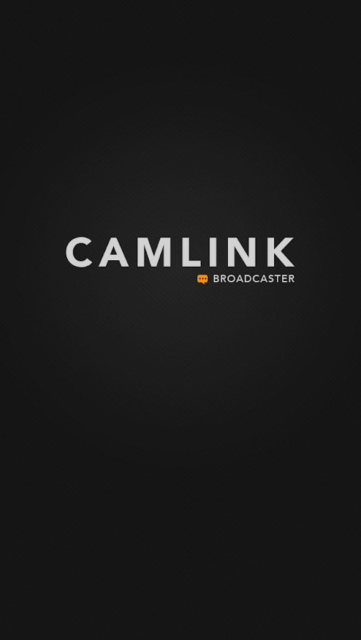 Camlink Broadcaster- screenshot