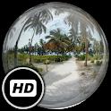 Panorama Wallpaper: Palms icon