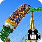 Roller Coaster on VR icon