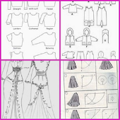 Pattern Design Clothes