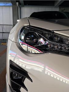 86 ZN6  GTのライトのカスタム事例画像 ぼんごれさんの2018年10月14日09:47の投稿
