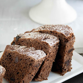 Chocolate Cherry Soda Bread