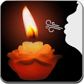 Virtual candle magic