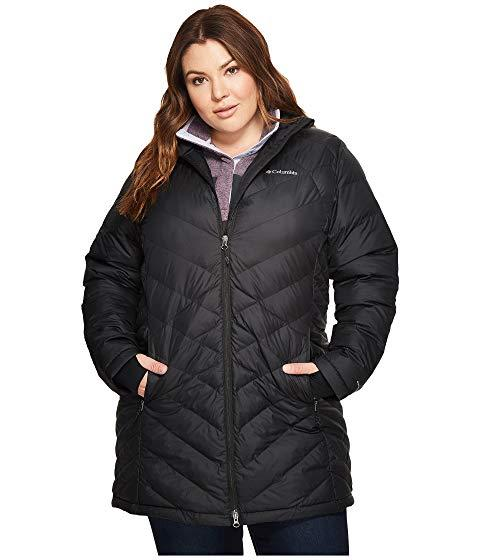 bbc096fdecb The Columbia Geavenly Long Hooded Jacket Review - All You Need to ...