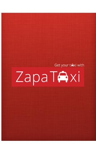ZapaTaxi Driver