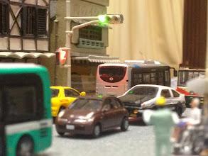 Photo: 自作模型道路用信号機作成