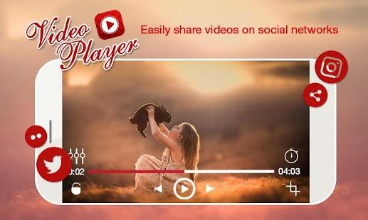 Видео проигрыватель для андроид всех форматов