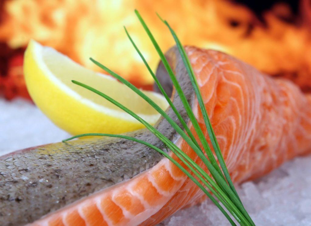 Food, Farmed salmon, Salmon