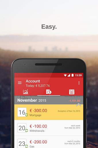 SmartAmount - Money Forecast screenshot 5