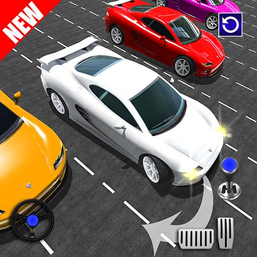 Smart Car Parking Simulator:Car Stunt Parking Game modavailable screenshots 8