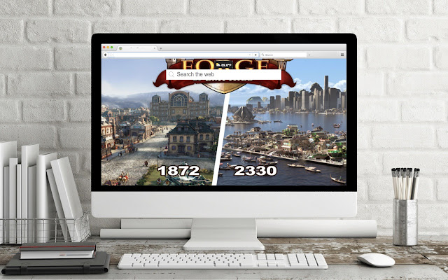 Game Theme: Forge of Empires
