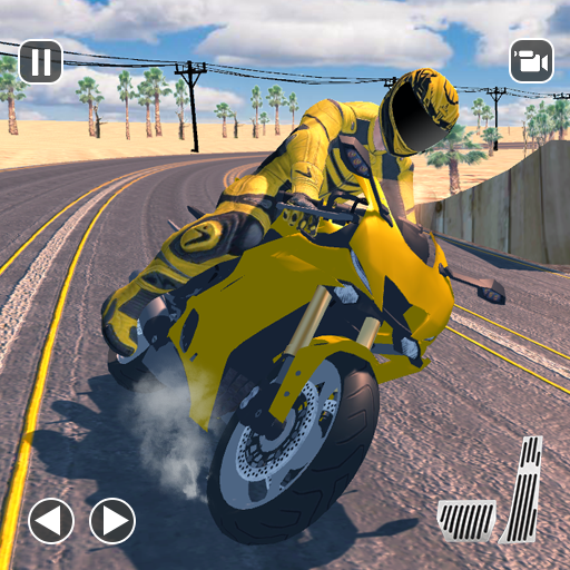 Real Moto Rider 2019 - Motogp Racing Games Android APK Download Free By Thunder Shooting Simulator Games