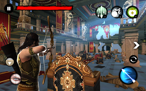 Archer: The Warrior Screenshot