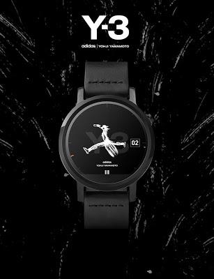 Y-3 Watch Face - screenshot