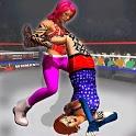 Girls Wrestling Revolution Stars: Women Fighting icon