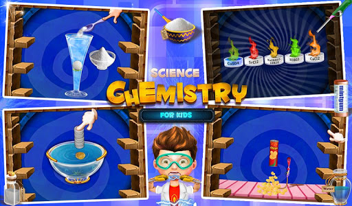 Science Chemistry For Kids v1.0.2