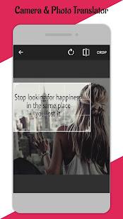 App Chinese(Simplified) Voice & Camera Translator APK for Windows Phone