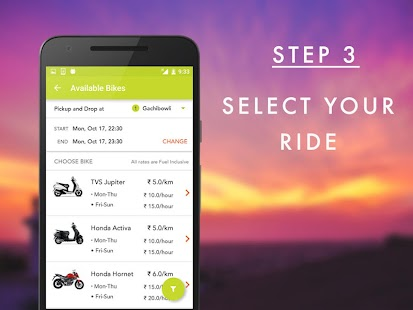 TazzoBikes Your Rented Commute- screenshot thumbnail
