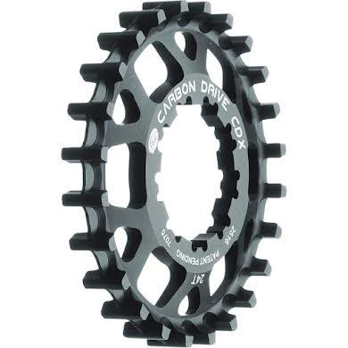 Gates CDX:SL Rear Sprocket for 9-Spline Freehub - 24t, Black
