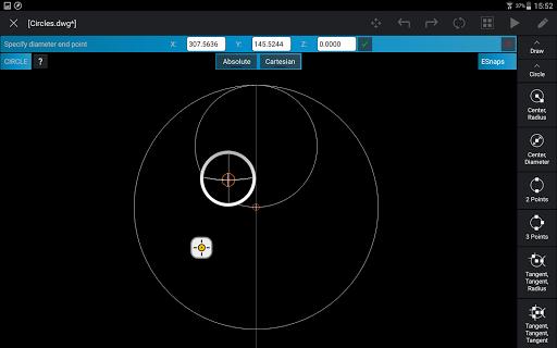 CorelCAD Mobile 18.0.194 screenshots 11