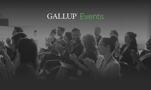 Gallup Events screenshot 3