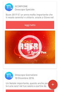 Astri di Paolo Fox - Oroscopo - náhled