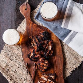 Street Fair Grilled Beer Chicken