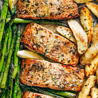 Baked White Salmon Recipes.