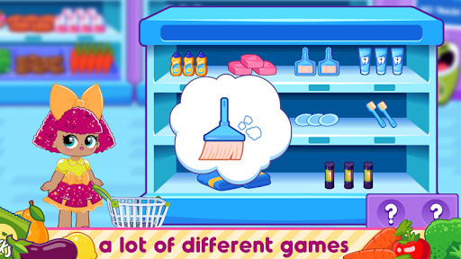 Download LOL Surprise Dolls Games Supermarket Shopping For PC 2