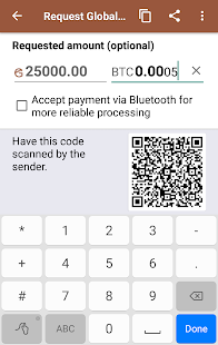 Globaltoken Wallet- screenshot thumbnail
