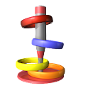 Ring and Toss icon