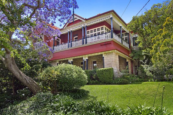 Ardagh 19 Prince Albert Street, Mosman NSW 2088