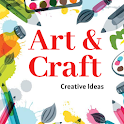 Arts & Crafts for Beginners: Learn , Create, Share icon