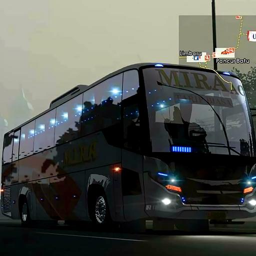 Simulator Bus Lintas Sumatera
