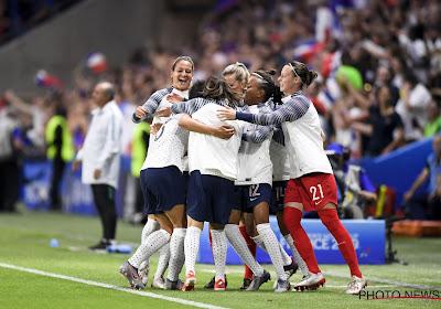 Mondial féminin : la France s'offre le Brésil et file en quarts de son Mondial (Vidéo)
