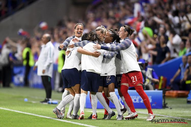 Frankrijk knokt zich in spektakelpartij voorbij Brazilië, finale avant la lettre tegen USA wenkt