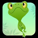 Frog Jump Amazonia Icon