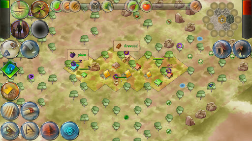 Roams - GPS Village Builder Online Game  άμαξα προς μίσθωση screenshots 1