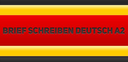 Brief Schreiben Deutsch A2 Aplikasi Di Google Play