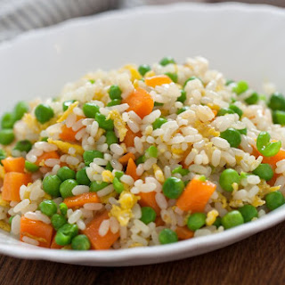 Light & Easy Vegetable Fried Rice