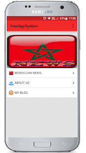All Moroccan News - náhled