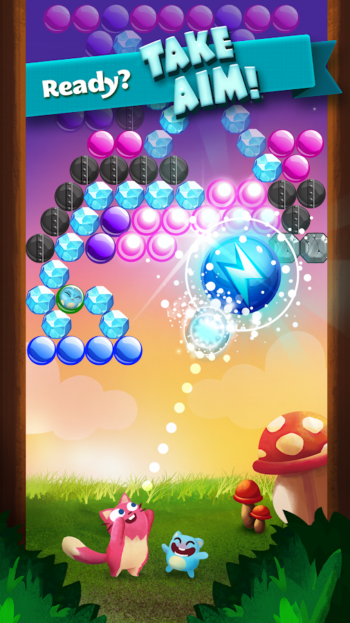 Bubble Mania™- screenshot