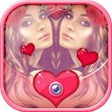 Love Mirror Image Effects icon