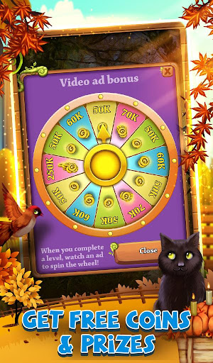 Mahjong Solitaire: Grand Autumn Harvest apkpoly screenshots 14
