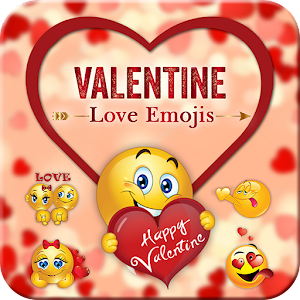 Valentine Love Emojis: Chat Stickers Emojis